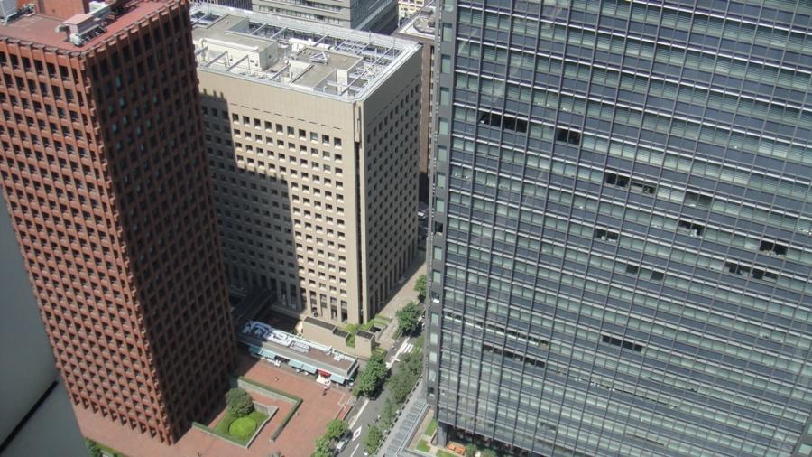 Tokyo - Marunouchi (Ago'09)